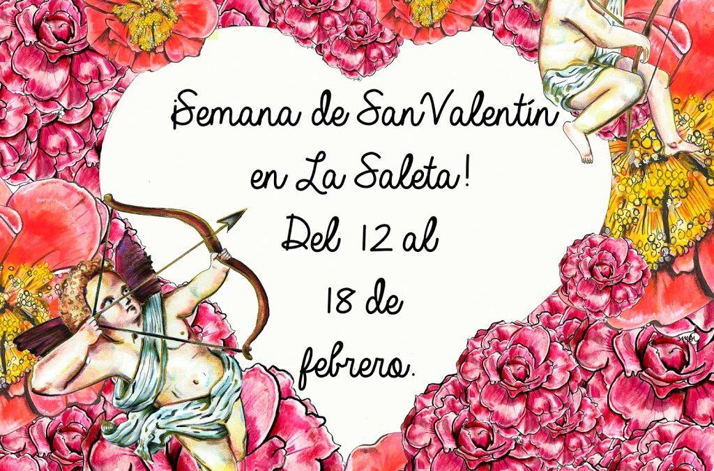 ¡Semana de San Valentín en el Pazo de La Saleta!