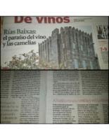 Suplemento De Vinos La Voz de Galicia