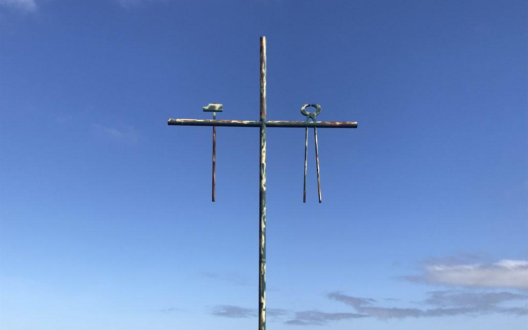 La Virgen de La Saleta, Santuario de Siador (Silleda).