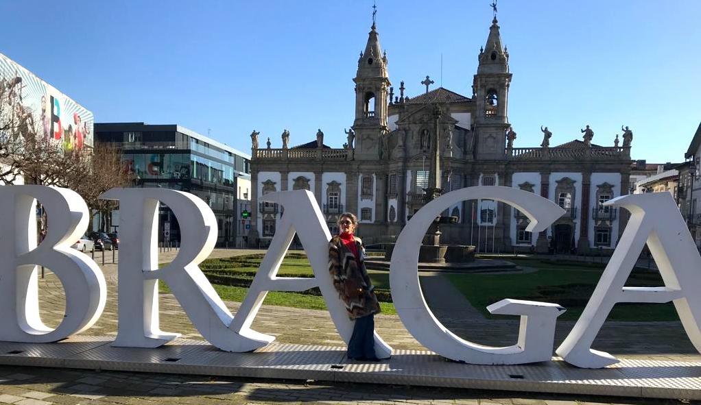 Un breve pero fantástico paseo por Braga (Portugal).
